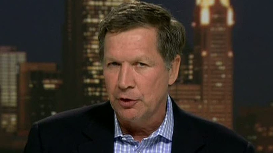 Ohio governor on planned outing with President Obama