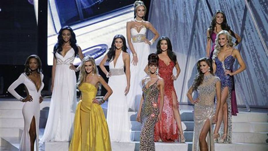Miss USA in the Bag?