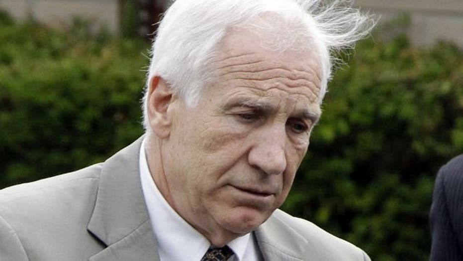 Report: New documents suggest Sandusky cover-up at PSU