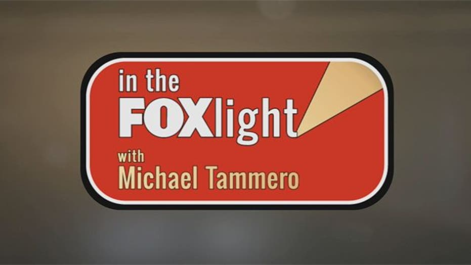 In the FOXlight with Michael Tammero: Colton Haynes