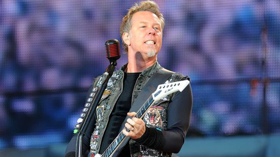 Metallica teams up with FBI in search for murder suspect