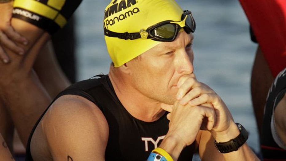 Lance Armstrong demands proof on doping charges