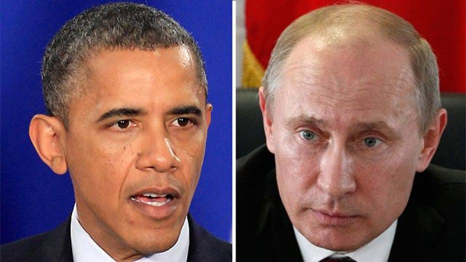 Obama administration split over Russia