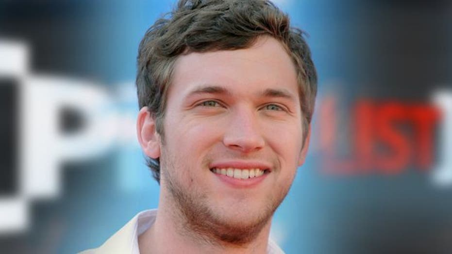 Phillip Phillips on the up and up