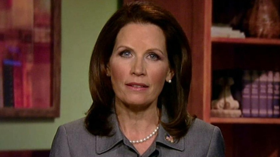 Bachmann Jumps Into Race for White House, Part 1
