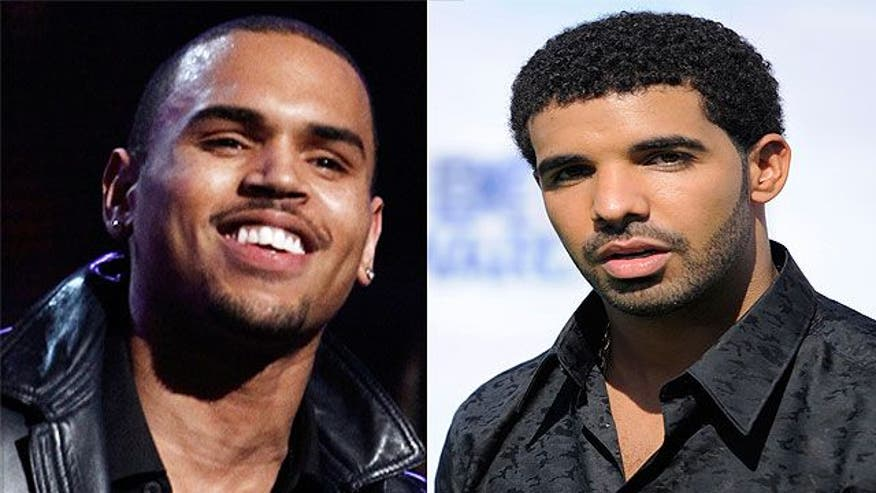 Eyewitnesses describe blood, broken bottles in violent altercation between Chris Brown and Drake
