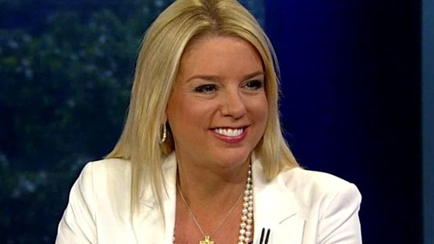 Florida Attorney General Pam Bondi speaks out