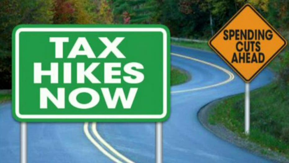 Congress ready to compromise on tax hikes?