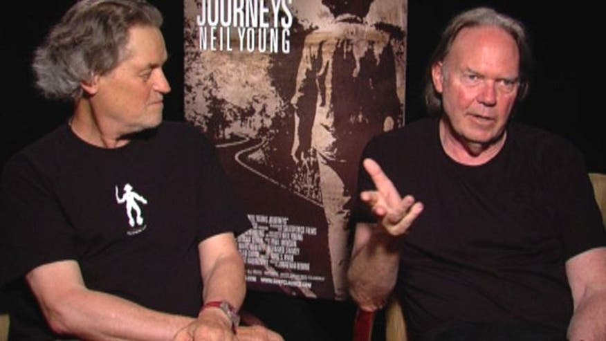 Rock legend Neil Young and Oscar winner Jonathan Demme talk to Fox about 'Journeys'