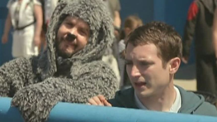 Jason Gann, the actor inside the Wilfred costume, tells us what's in store for season 2 of his quirky F/X comedy