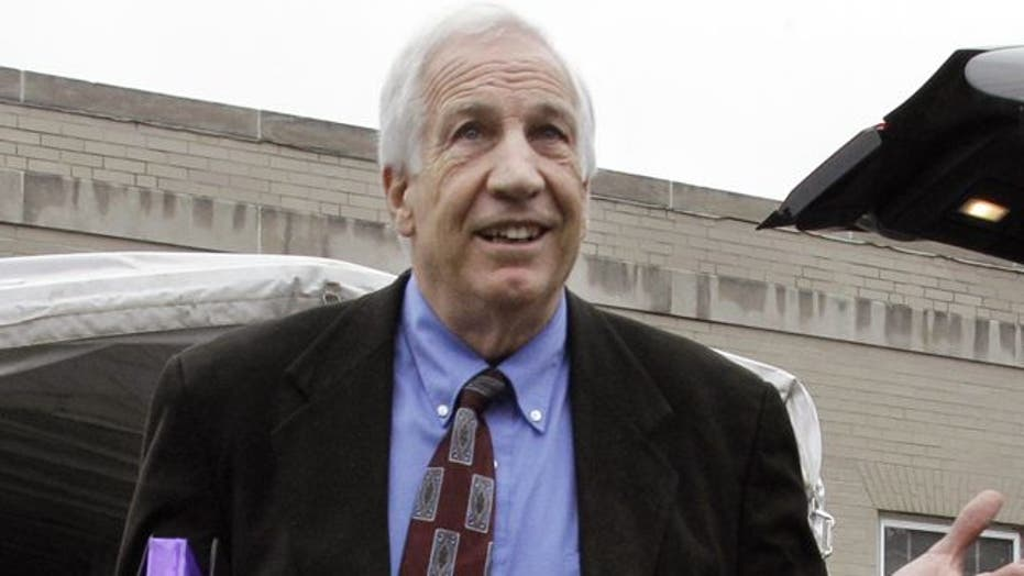 Defense lays out case in Sandusky sex abuse trial