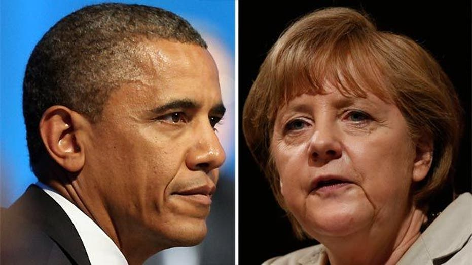 World leaders take on European financial issue