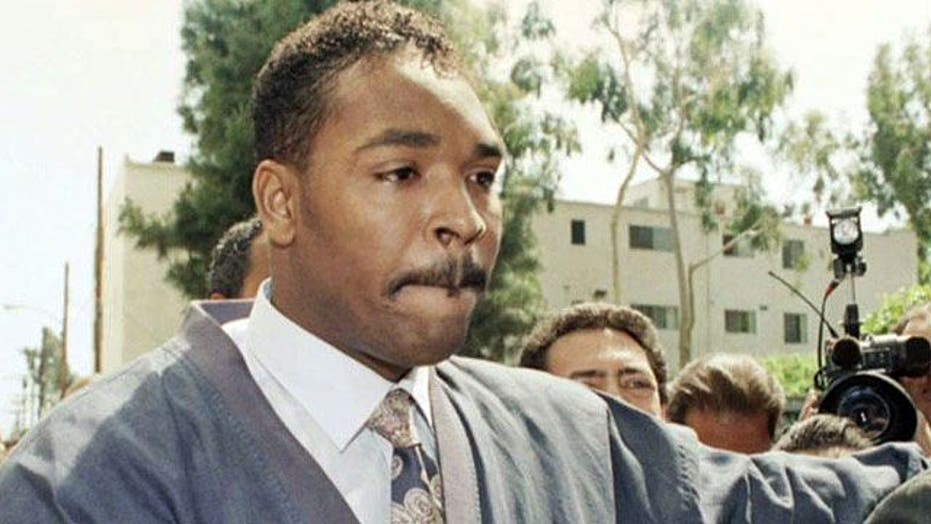 Reaction to Rodney King's drowning death