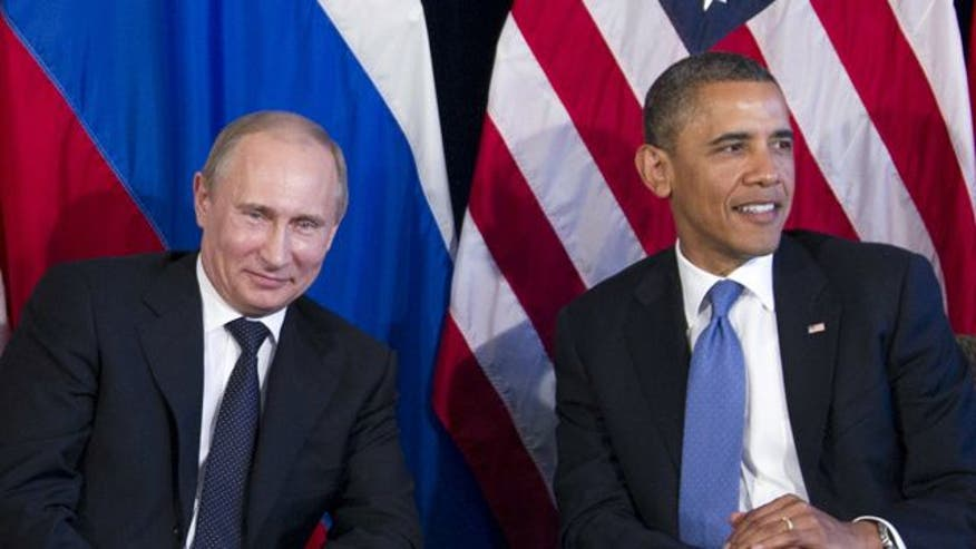 US, Russian relations in question due to conflict in Syria