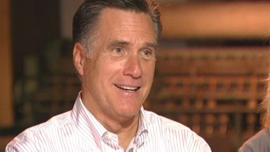 Romney: Only Beth Myers and I know who is being vetted