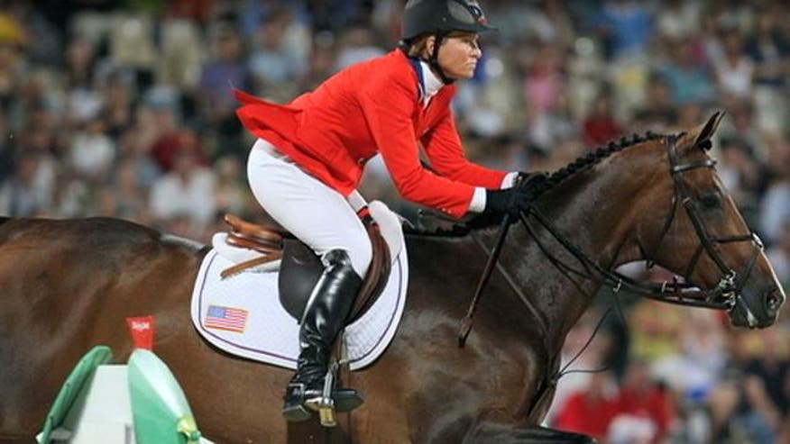 Equestrian explains her sport ahead of 2012 London Games