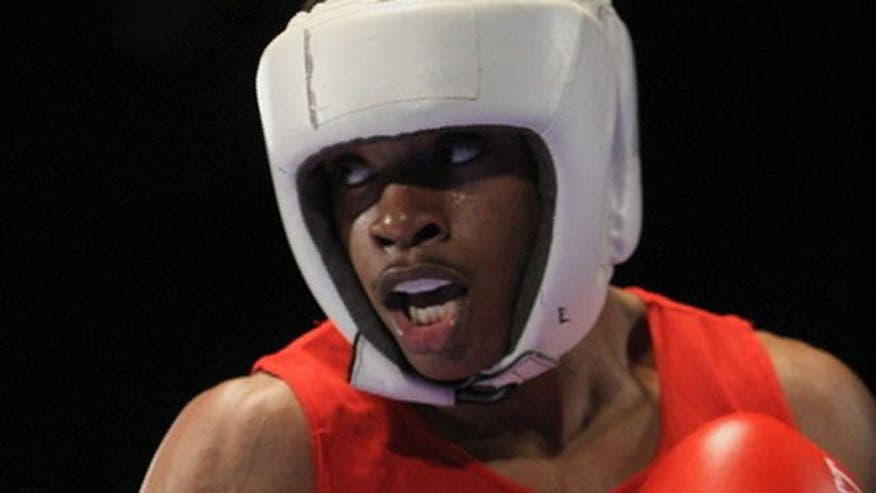 Boxer: 'It means everything' to represent red, white and blue at London 2012 Games