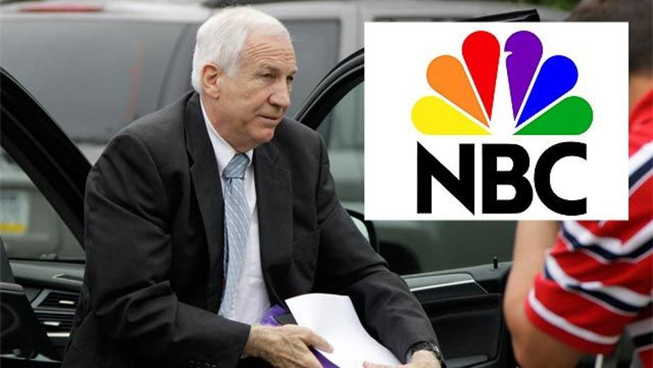 Prosecutors want Sandusky interview footage NBC didn't air