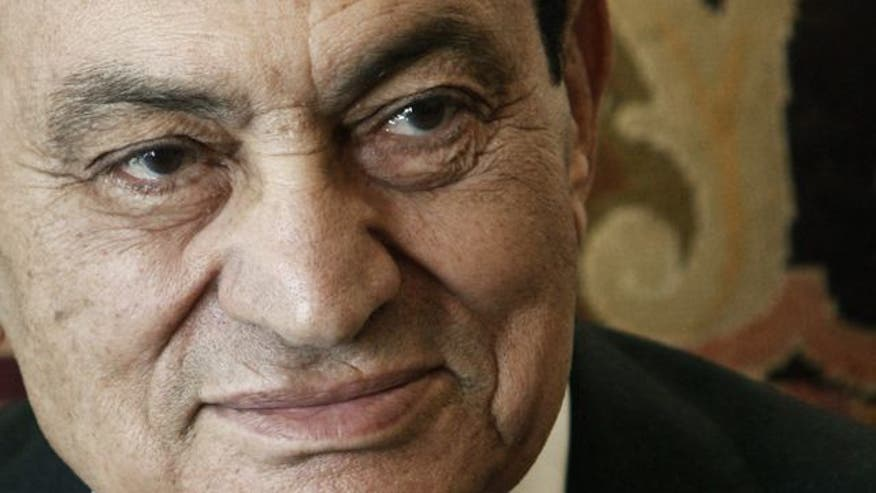 Former Egyptian president's condition deteriorated rapidly