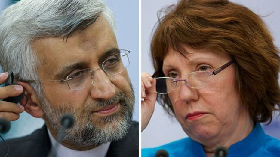 High-level talks over Iran's nuclear program suspended