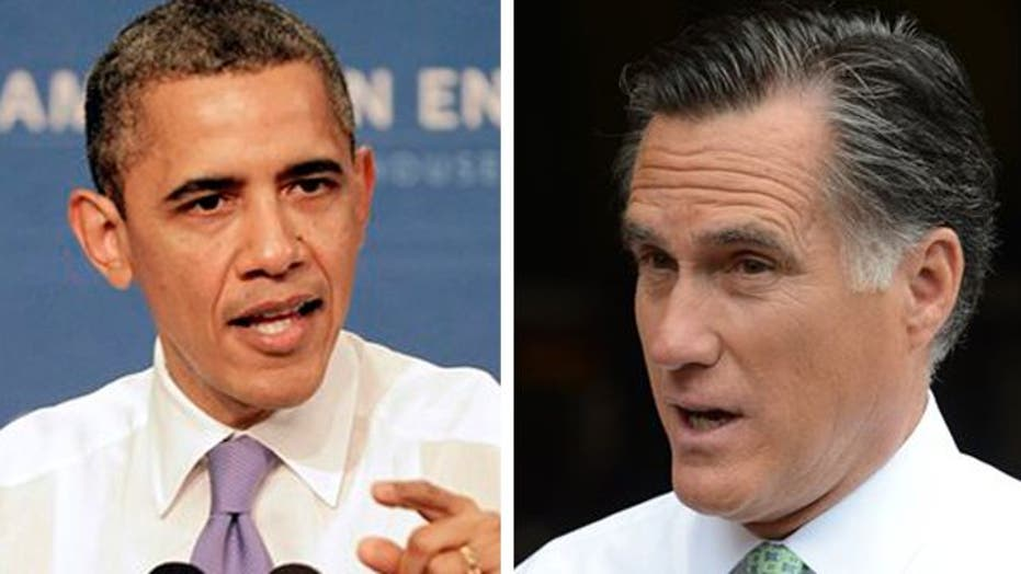 Obama Redoubles Economic Attacks on Romney
