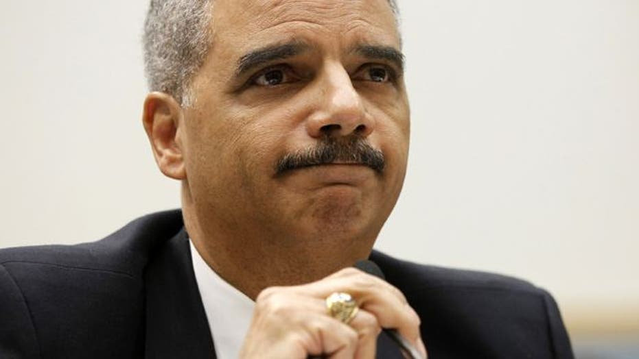 Eric Holder obstructing justice?