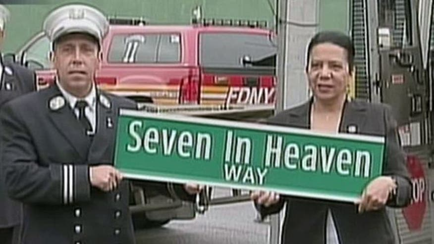 Street renamed 'Seven in Heaven Way' to commemorate deaths of first responders causes debate over religion