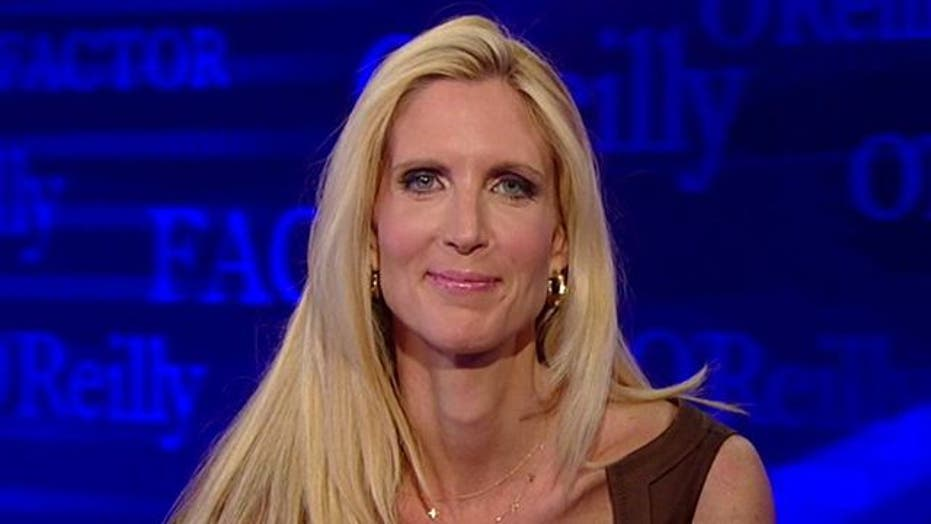 O'Reilly and Coulter Debate Afghanistan