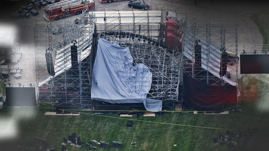 411 Playlist: One dead after stage collapse; Usher tops Billboard 200