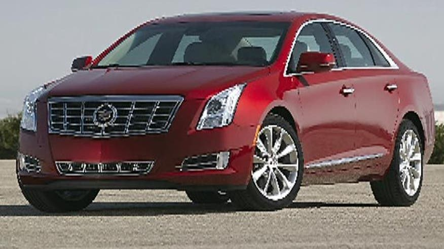 Cadillac's Jim Vurpillat and Jeanne Merchant on quality and the new XTS sedan