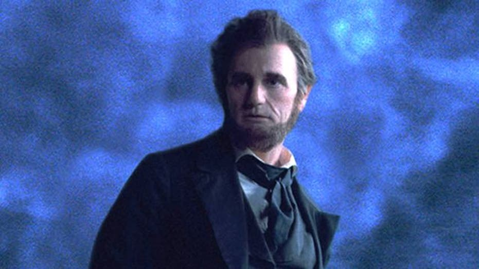 Film file: 'Abraham Lincoln: Vampire Hunter'