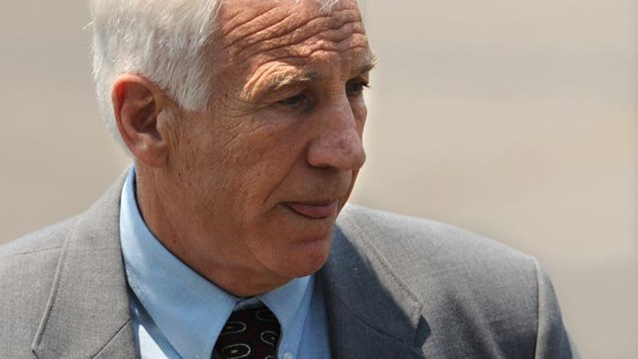 Sandusky's adopted son says he was victim to abuse