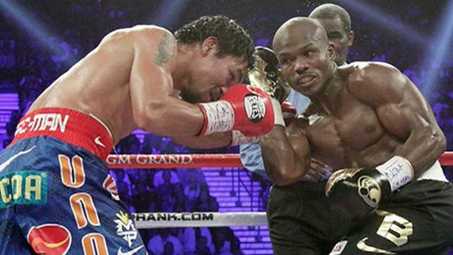 Pacquiao-Bradley controversy shaking up boxing world