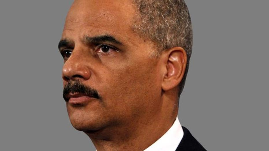 Holder contempt battle a 'political fishing expedition'?