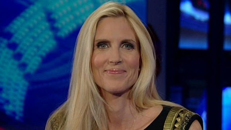 Who Is Coulter's Candidate? Part 1