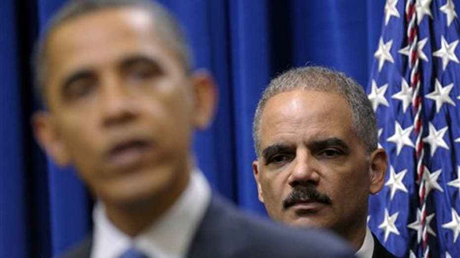 The White House and 'Fast and Furious' PR war