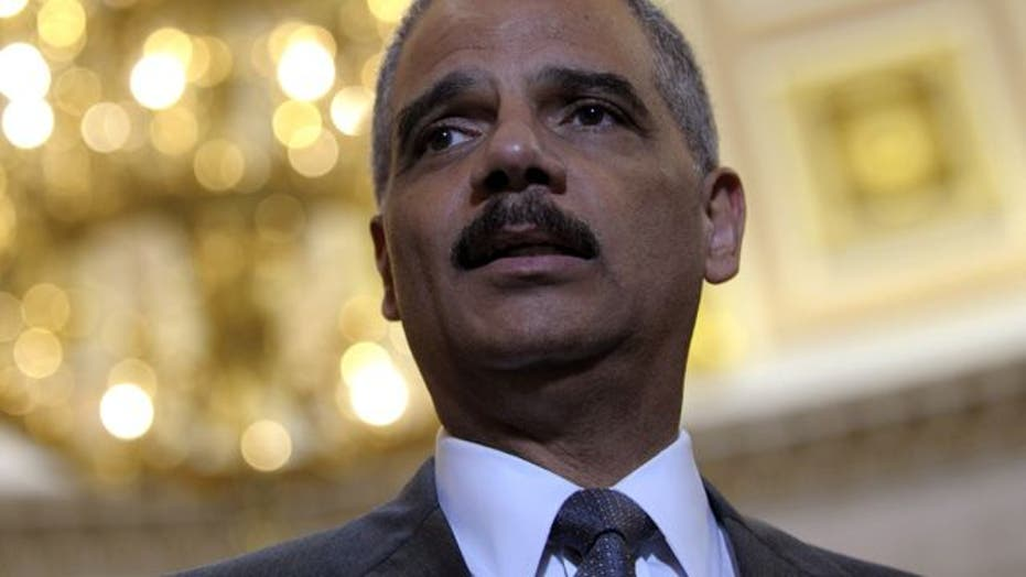 House comtempt vote coming for Eric Holder