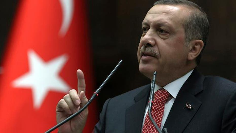 Turkey, Syria tensions continue to mount