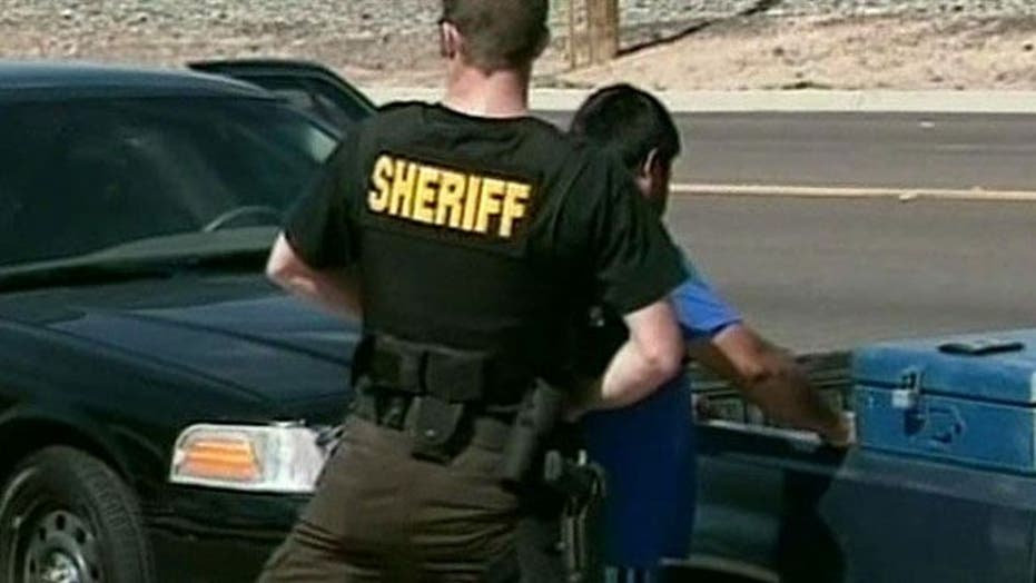 Ariz. law enforcement concerned over immigration policies