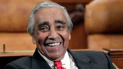 Rep. Charlie Rangel, D-NY wins biggest political race of his career, emerging victorious in Democratic primary.