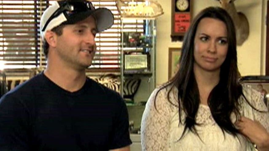 Sneak peek into 'Bachelorette' couple Jesse and Ann Csincsak's appearance on Discovery show
