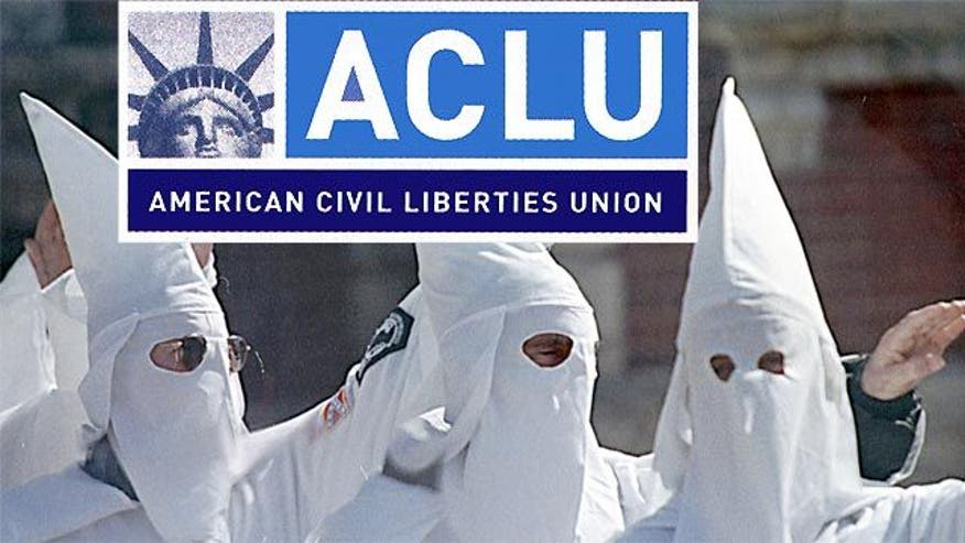 Were KKK's First Amendment rights violated?