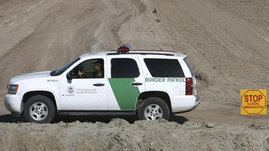 Securing and defending our border