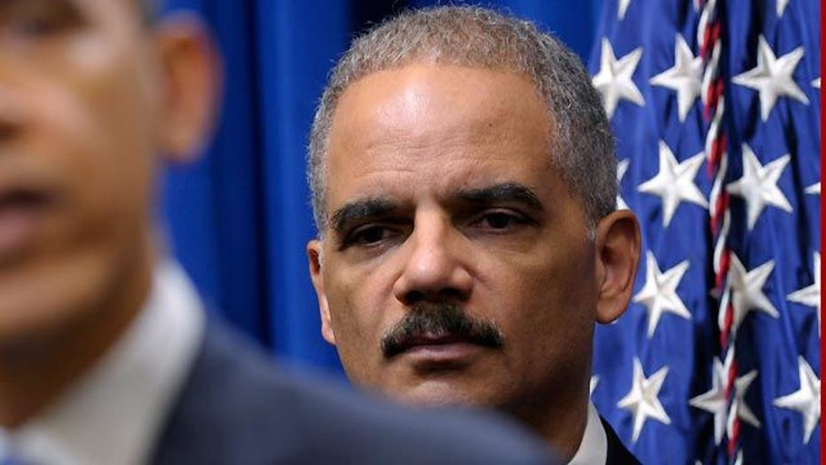Bipartisan support growing against Eric Holder?