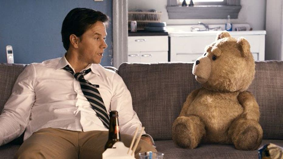 Teddy bear comes to life in 'Ted'