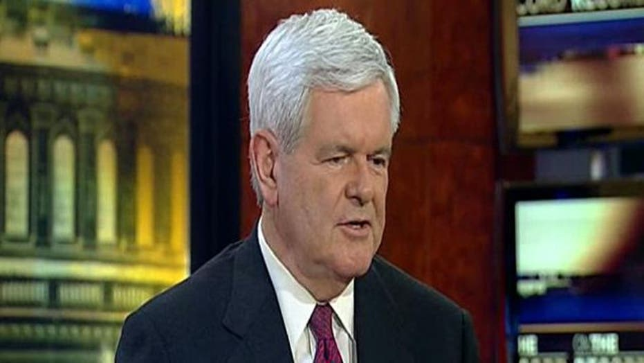 Gingrich on Greece's Crisis and the U.S. Debt