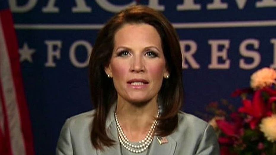 Media Lashes Out at Michele Bachmann