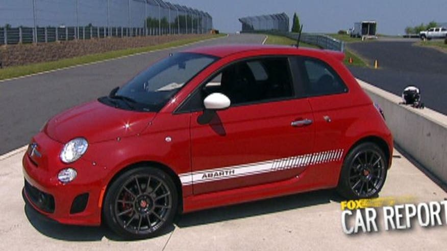 Fox Car Report drives the 2012 Fiat 500 Abarth