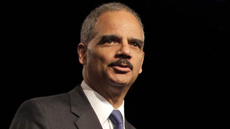 Eric Holder to be held in criminal contempt of Congress