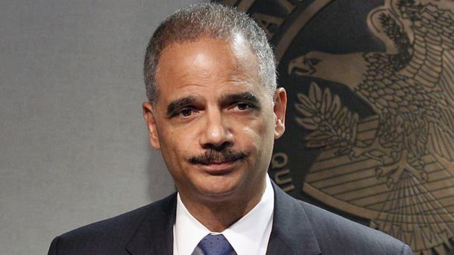 Holder: Reckless charges are unsupported by fact